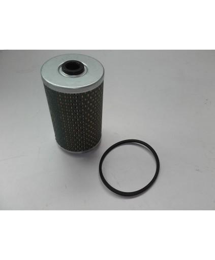 Dieselfilterelement 0,5 liter met dichtingsring